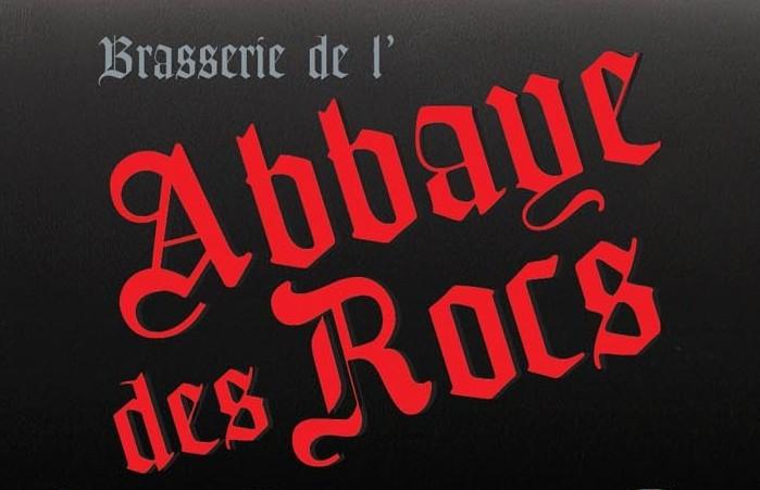 Afbeeldingsresultaat voor brasserie abbaye des rocs logo