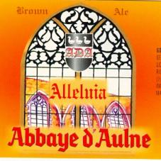 Abbaye D'Aulne Alleluia