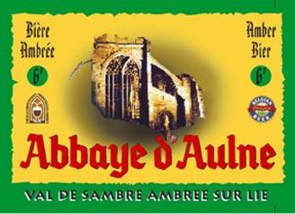 Abbaye dAulne Val de Sambre 6 (Ambrée)