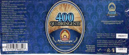 400 Quadrigenti
