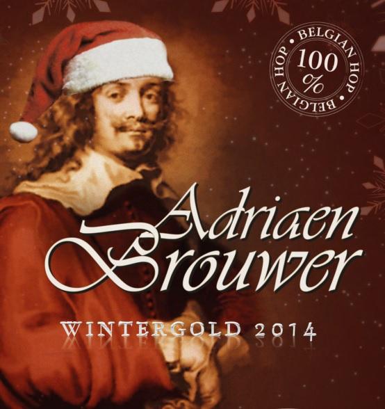 Adriaen Brouwer Wintergold