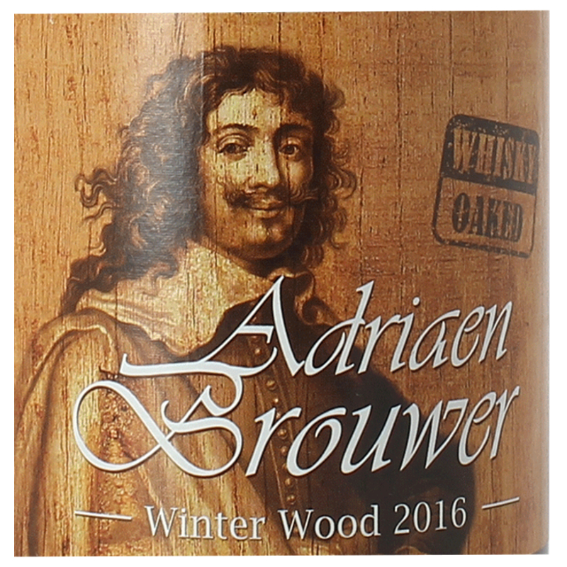 Adriaen Brouwer Winter Wood 2016