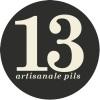 13 (hergist op fles)