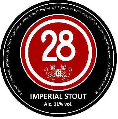 28 Imperial Stout