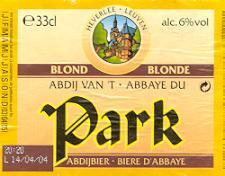 Abdij van 't Park Blond